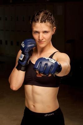 Fighter Interview With Chaleur Jones