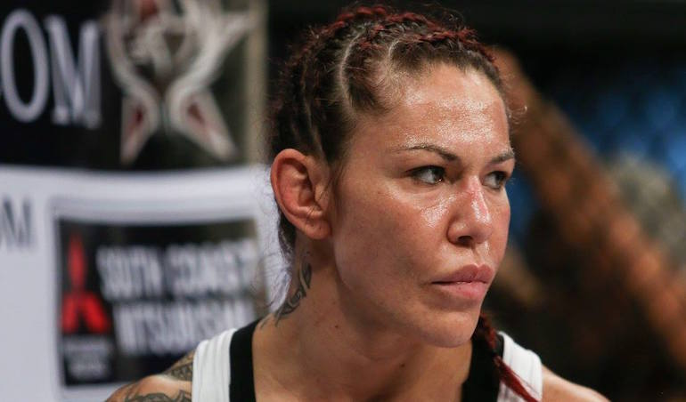 Cyborg vacates her Invicta featherweight championship