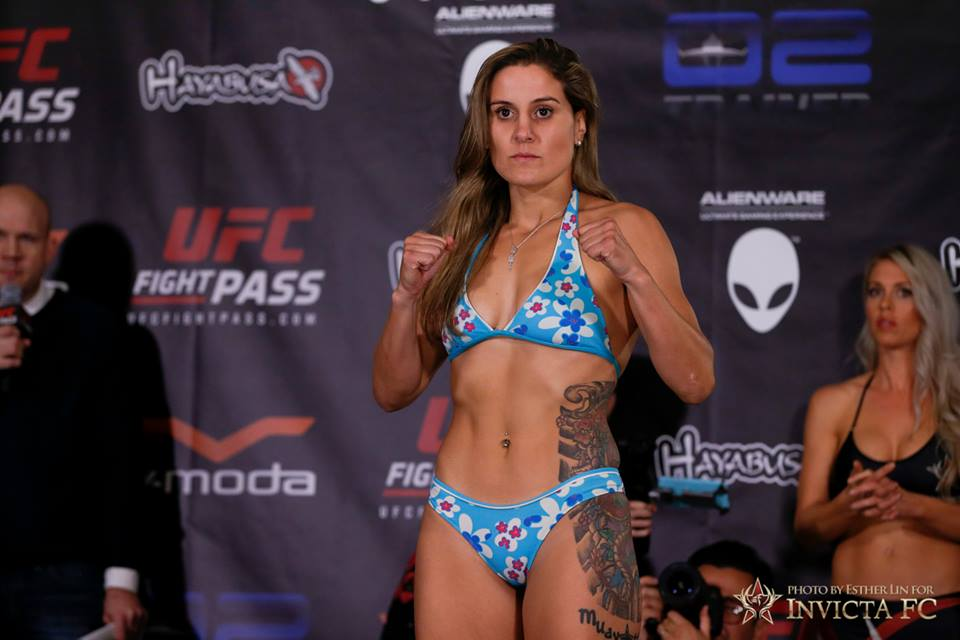 Invicta FC 19 Weigh-in Results