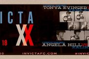 Two Title Fights at Invicta FC 20 on Nov. 18