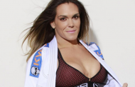 Gabi Garcia Not Happy With Having To Fight Her 52 Year Old Opponent