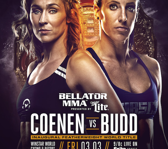 Marloes Coenen (23-7) and Julia Budd (9-2), will meet on March 3 for undisputed 145-pound champion