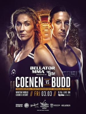 Coenen vs Budd 145 Title