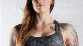 Megan Anderson full post-fight interview