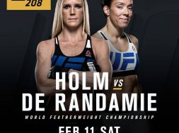 Holm vs. De Randamie