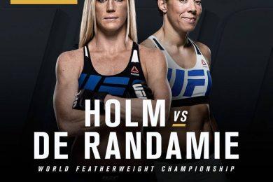 Holm vs. De Randamie