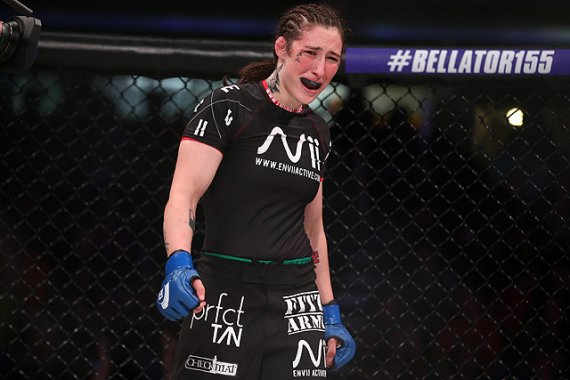 Dufresne-Holloway, Ducote-Collins Set for Bellator 174 Preliminary Draw