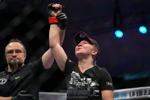 Salmimies Booked for Ladies Fight Night in Poland Against Katarzyna Sadura