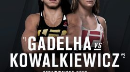 ICYMI: What a fight! Gadelha vs Kowalkiewicz at #UFC212