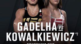 ICYMI: What a fight! Gadelha vs Kowalkiewicz at #UFC212