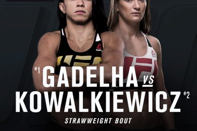 Gadelha vs Kowalkiewicz