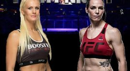 Cindy Dandois Fights Alexis Davis April 22nd at UFC Fight Night 108