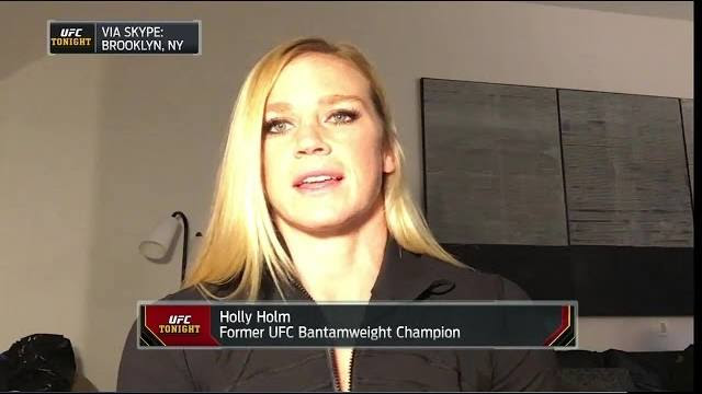 Holly Holm seeking to appeal UFC 208 defeat