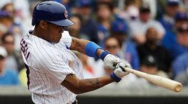 Russell in cleanup spot when Zobrist rests?