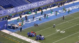 Bears head to Indianapolis for Combine