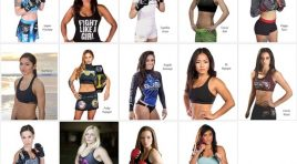 WMMA FIGHTS MARCH 2017