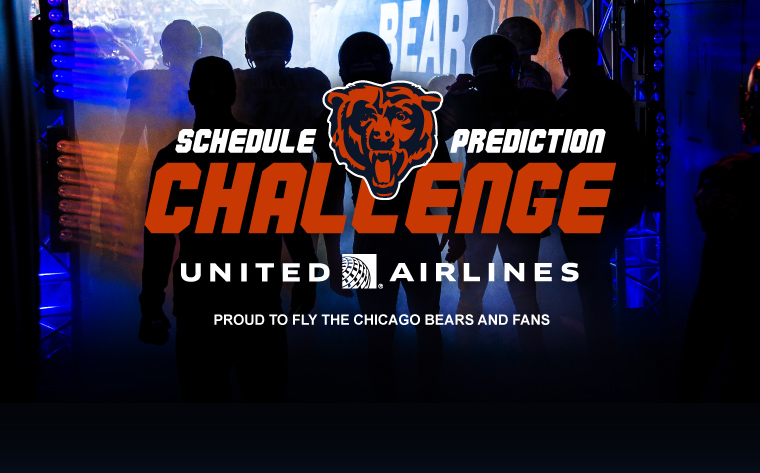 Win two tickets to every Bears game