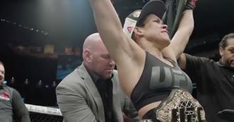 Amanda Nunes hints at UFC 212 showdown with Valentina Shevchenko