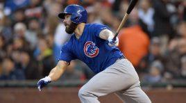 Jake rakes: Arrieta launches 465-foot homer