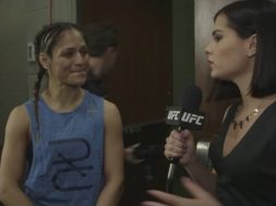 Cynthia Calvillo Backstage Interview