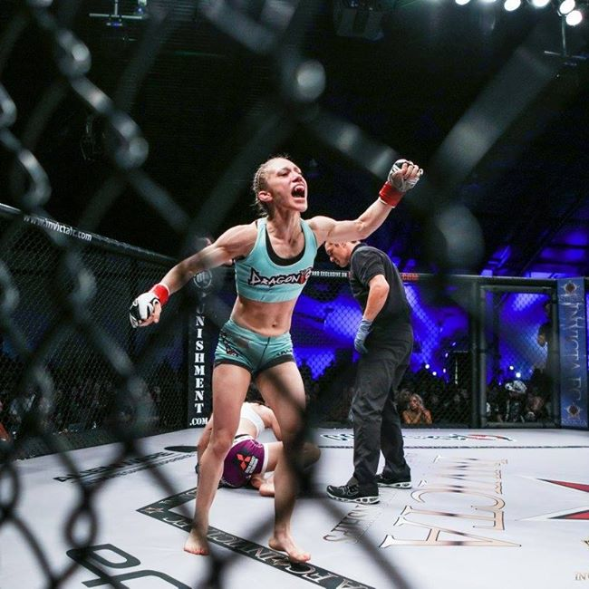 Invicta FC 22 Fight Card Complete with Two Additional Bouts
