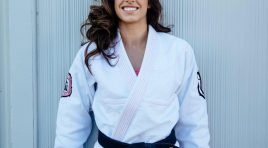 Mackenzie Dern talks about what would happen if she rolled with Ronda Rousey