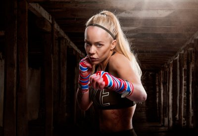 Sunna Davidsdottir on return to Invicta 'I'm ready to do this'