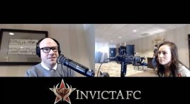 ICYMI: Invicta FC 22 All Access: Jinh Yu Frey vs Janaisa Morandin