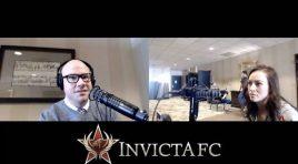 ICYMI: Invicta FC 22 All Access: Jinh Yu Frey vs Janaisa Morandin