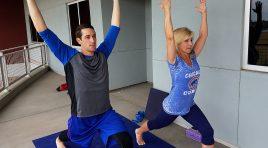 Yoga keeps Hendricks centered on mound