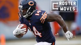 Bears re-sign Thompson to 1-year deal