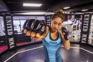 Angela Lee to defend world title against undefeated Istela Nunes on May 26