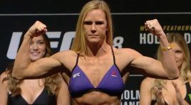 Holly Holm targeted to return at UFC Fight Night 111 in Singapore