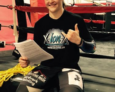 AmandaBell will be joining the Women's Featherweight division at Bellator