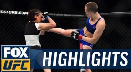 ICYMI: Michelle Waterson vs. Rose Namajunas | UFC FIGHT NIGHT HIGHLIGHTS