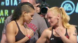 ICYMI: Amanda Nunes vs. Valentina Shevchenko slated for July 8 in Las Vegas