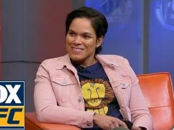 Amanda Nunes explains