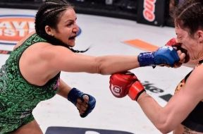 Veta Arteaga vs Brooke Mayo FULL FIGHT