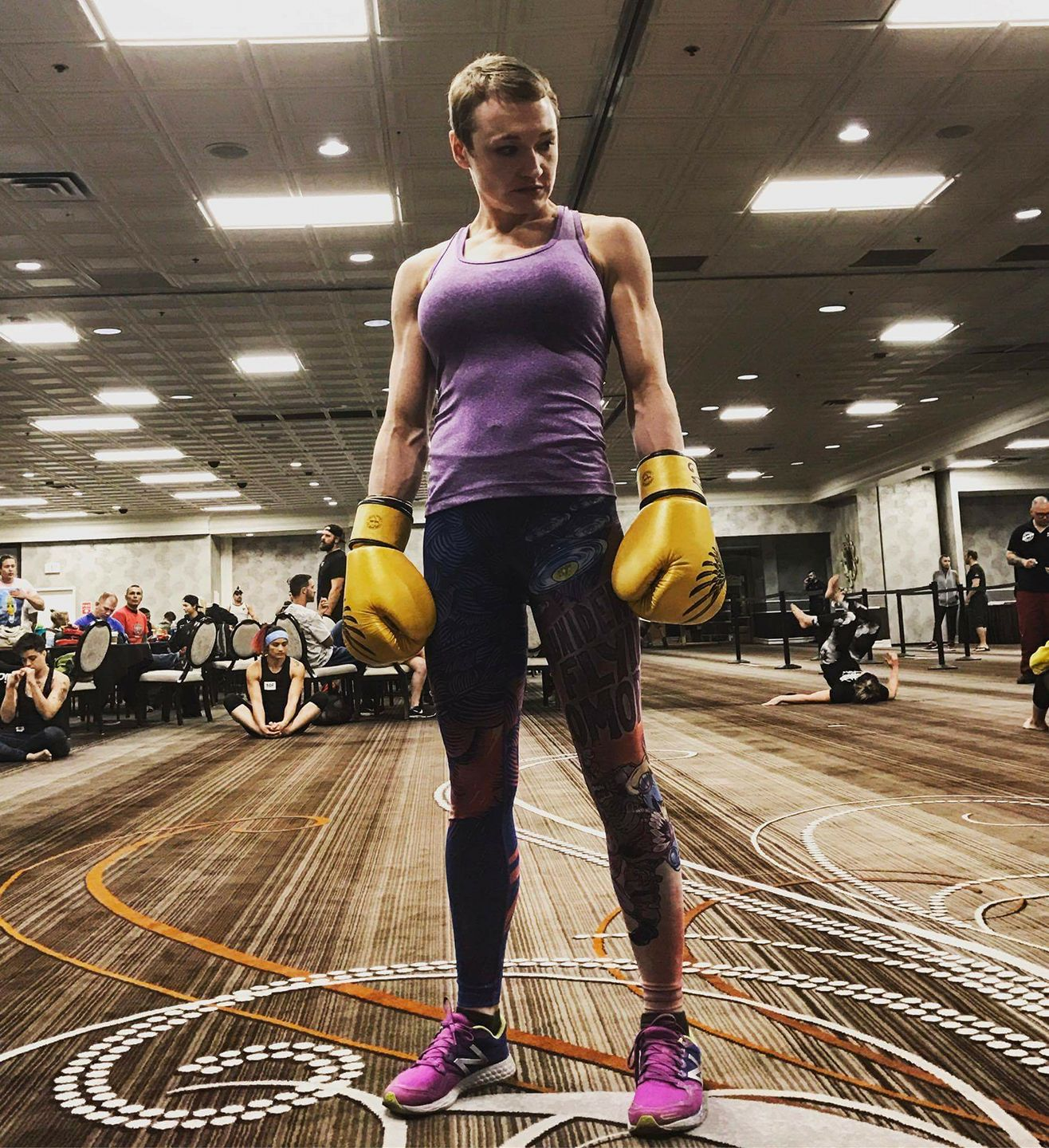 The Comeback Fighter: Kelly Kobold Eyeing for the Flyweight division…
