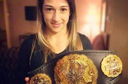 Herica Tiburcio Champion