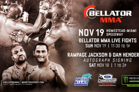 MONSTER ENERGY BELLATOR MMA