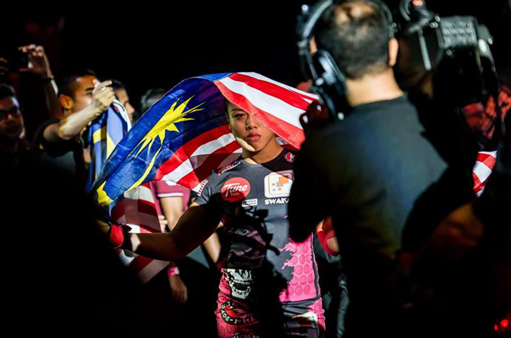 ICYMI: Ann Osman: 'I Will Definitely Miss Walking Out With The Malaysian Flag On My Back'