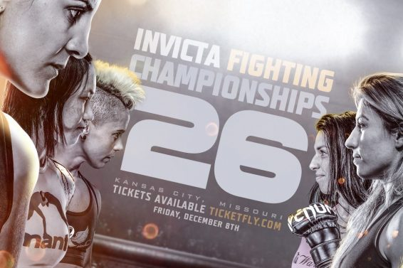 Invicta Fighting Championships 26