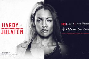 HEATHER HARDY AND ANA JULATON